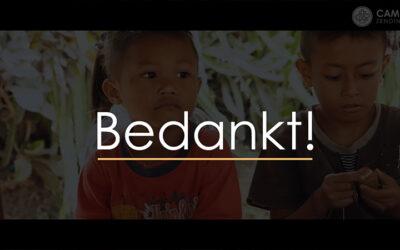 Update Lombok: Ruim 13.000 euro opgehaald!
