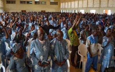 Vreugde: 100 jaar CAMA kerk in Guinee