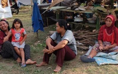 Aardbeving Lombok: CAMA reageert