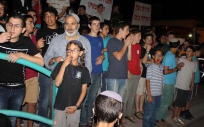 Bespuugd en vervolgd in Israël