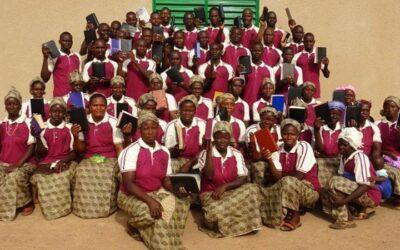 Jubileum Poundou Bijbelschool (Burkina Faso)