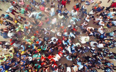 Officiële opening kerk in West-Afrika groot feest!