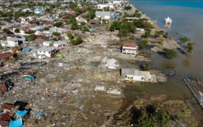Sulawesi: CAMA kerk verwoest door tsunami