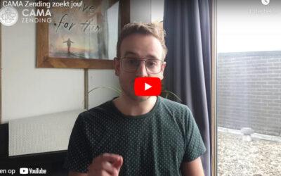 [VIDEO] CAMA Zending zoekt jou!