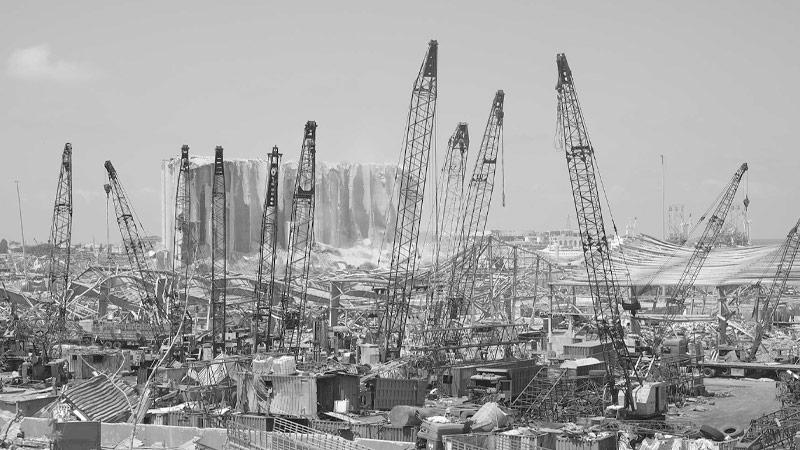 Beiroet in opbouw