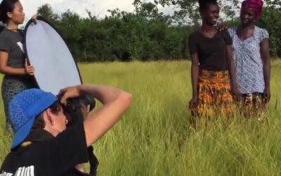 Ewien van Bergeijk vertelt: eerste christelijk film (Senegal)