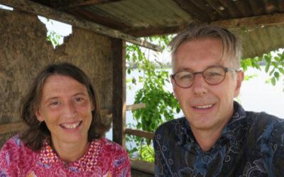 Zendelingen Peter & Annemarie Dekker in quarantaine in Indonesië vanwege astma