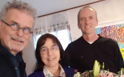 25 jaar zendeling in Azië: gefeliciteerd Dick en Johanna!