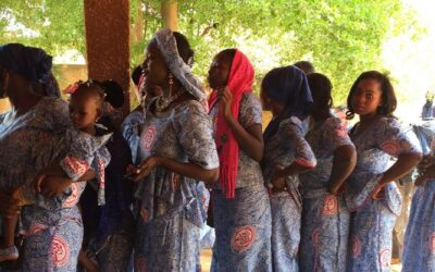 Directeur CAMA Zending op bezoek in Niger
