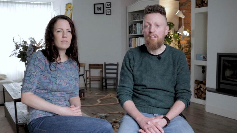 Zendelingen Elmer en Hannah Verweij