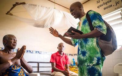 God doet een wonder in Guinee