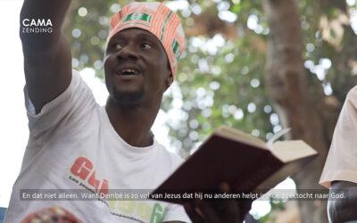 [VIDEO] Geef het door – Het verhaal van Dembé