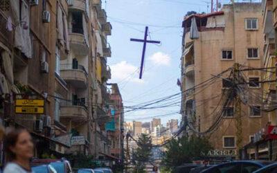 Update kerk in Beiroet na explosie
