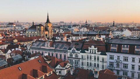 Zendeling in Tsjechië