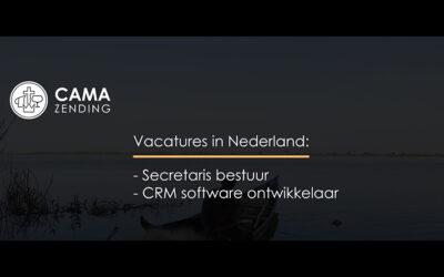 Vacatures in Nederland
