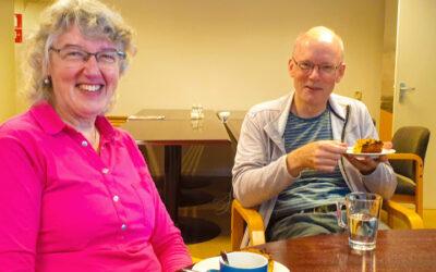 Van harte gefeliciteerd Harold en Gerrie!