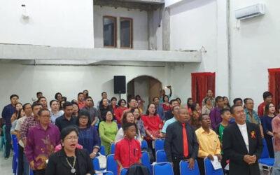 Deze Indonesische CAMA-kerk werd in 2018 verwoest: hoe is het nu?
