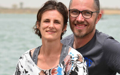 Anco en Ewien live bij Groot Nieuws Radio (video)