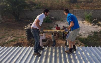 Nederlands dak op nieuwe kliniek Guinee