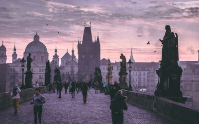 CAMA Zendelingen uit Tsjechië vertellen