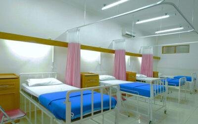 Zorgwekkend nieuws op zendingsveld: Helft van het ziekenhuispersoneel besmet met Corona