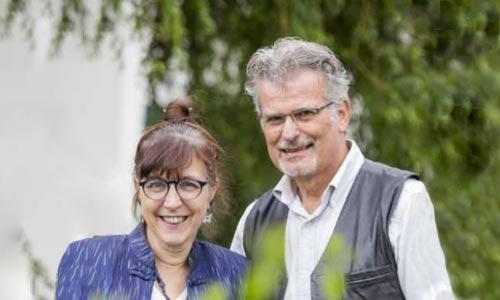 Dick en Johanna de Koning
