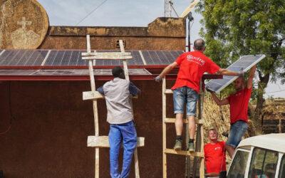 2.500 gratis zonnepanelen voor Afrika
