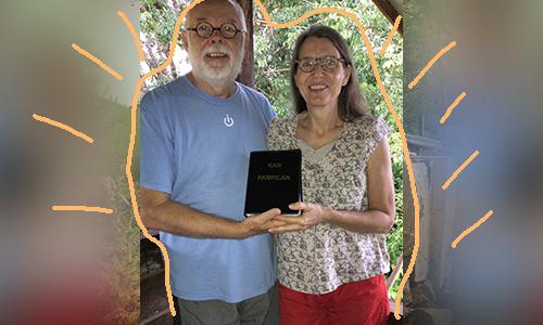 Wayana Bijbel Suriname Marco en Marjolein Schuurmans