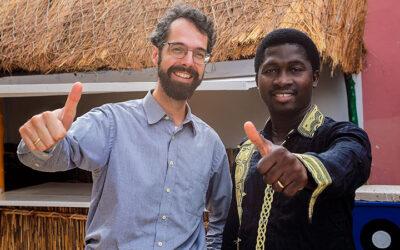 Waarom zanger Cissa in Senegal viral ging met het Evangelie