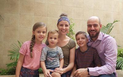 Jowan en Lieneke moesten 3 weken in quarantaine