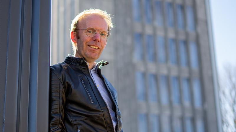 Hans Borghuis relatiemanager CAMA Zending