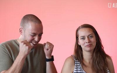 Zouden Robbert en Rianne al Tsjechisch spreken?